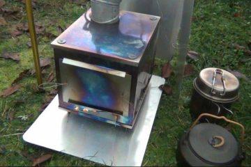 Seek Outside Titanium woo stove