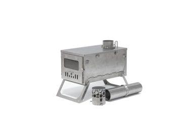 ultralight tent stove - Pomoly T1 Mini Stove 8